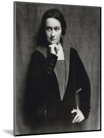 Vanity Fair - August 1921-Nickolas Muray-Mounted Premium Photographic Print