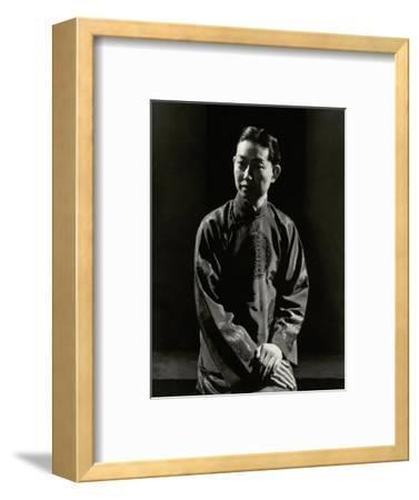 Vanity Fair - April 1930-Edward Steichen-Framed Premium Photographic Print