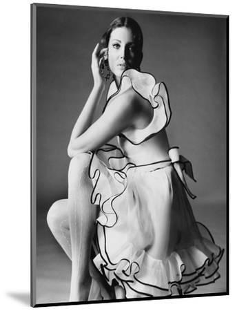 Vogue - June 1968-Bert Stern-Mounted Premium Photographic Print