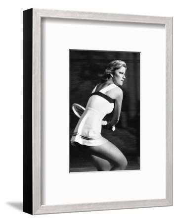 Vogue - August 1977-Stan Malinowski-Framed Premium Photographic Print
