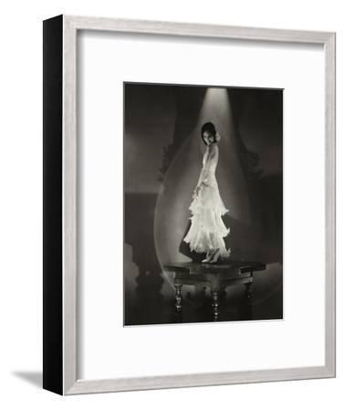 Vanity Fair - July 1930-Edward Steichen-Framed Premium Photographic Print