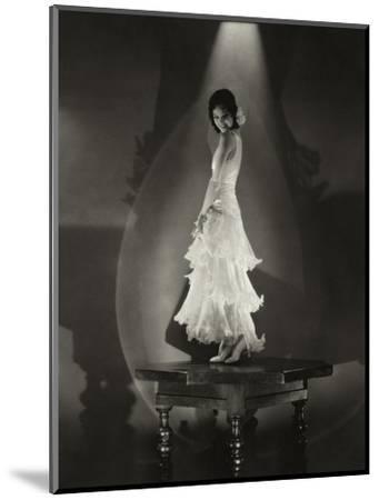 Vanity Fair - July 1930-Edward Steichen-Mounted Premium Photographic Print