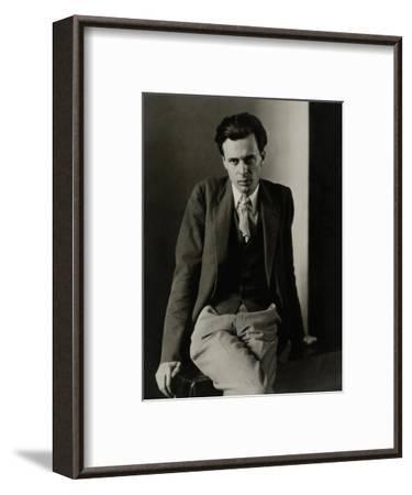 Vanity Fair - April 1927-Charles Sheeler-Framed Premium Photographic Print