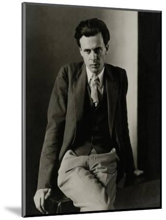 Vanity Fair - April 1927-Charles Sheeler-Mounted Premium Photographic Print