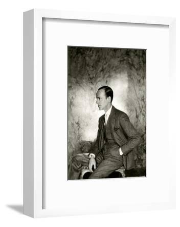 Vanity Fair-Cecil Beaton-Framed Premium Photographic Print