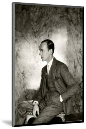 Vanity Fair-Cecil Beaton-Mounted Premium Photographic Print