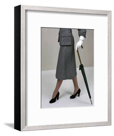 Glamour - November 1946-Serge Balkin-Framed Premium Photographic Print
