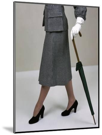 Glamour - November 1946-Serge Balkin-Mounted Premium Photographic Print