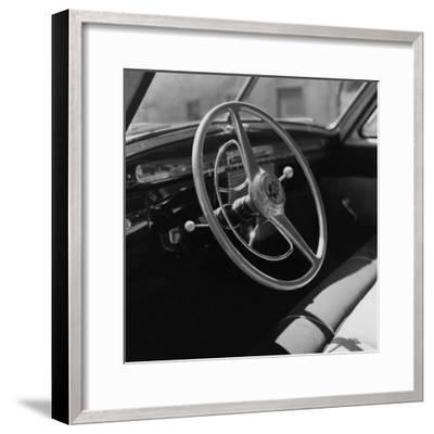 Vogue - June 1947-Constantin Joff?-Framed Premium Photographic Print