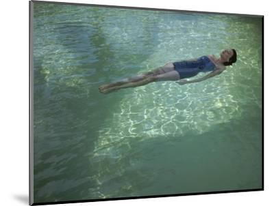 Vogue - July 1948 - Bathing Beauty-John Rawlings-Mounted Premium Photographic Print