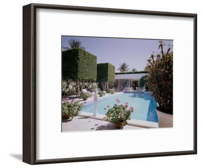 House & Garden - November 1969-William Grigsby-Framed Premium Photographic Print