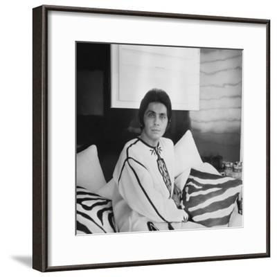 Vogue - April 1970-Horst P. Horst-Framed Premium Photographic Print
