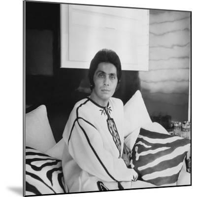 Vogue - April 1970-Horst P. Horst-Mounted Premium Photographic Print