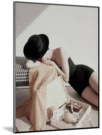 Glamour - July 1955-Leombruno-Bodi-Mounted Premium Photographic Print