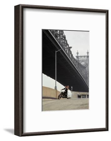 Glamour - December 1965-William Connors-Framed Premium Photographic Print