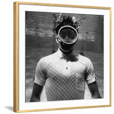 GQ - April 1961-Leonard Nones-Framed Premium Photographic Print
