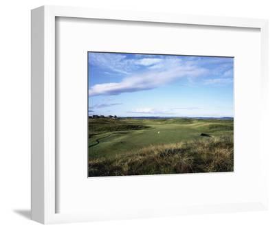 Royal Liverpool Golf Club, Hole 11-Stephen Szurlej-Framed Premium Photographic Print