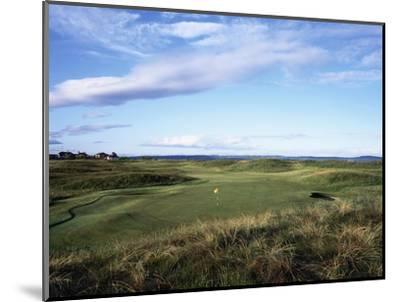 Royal Liverpool Golf Club, Hole 11-Stephen Szurlej-Mounted Premium Photographic Print