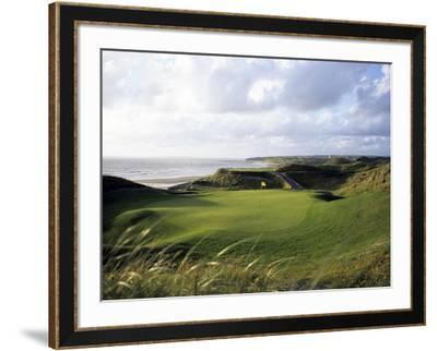 Ballybunion Golf Club Old Course, Ireland-Stephen Szurlej-Framed Premium Photographic Print