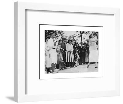 Bobby Jones and Opera Stars--Framed Premium Photographic Print