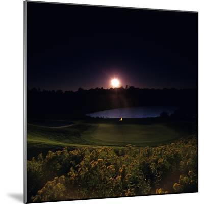 Montauk Downs Golf Course, Hole 7-Stephen Szurlej-Mounted Premium Photographic Print