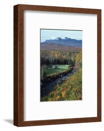 Sugar Loaf, Hole 11-Stephen Szurlej-Framed Premium Photographic Print