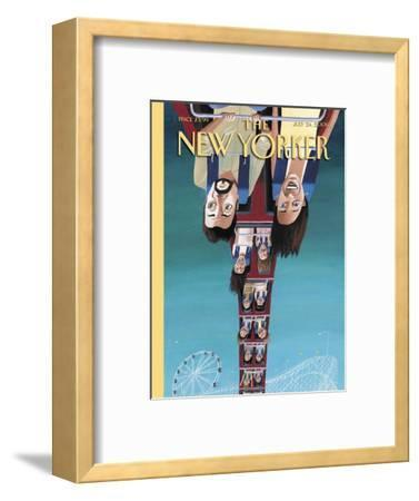 The New Yorker Cover - July 24, 2006-Mark Ulriksen-Framed Premium Giclee Print