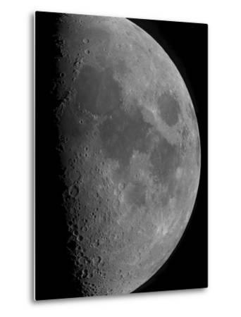 Half-Moon-Stocktrek Images-Metal Print