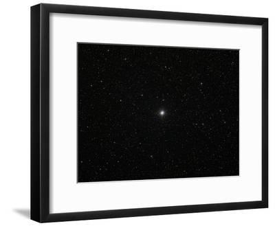 The Double Star Albireo in the Constellation Cygnus-Stocktrek Images-Framed Photographic Print