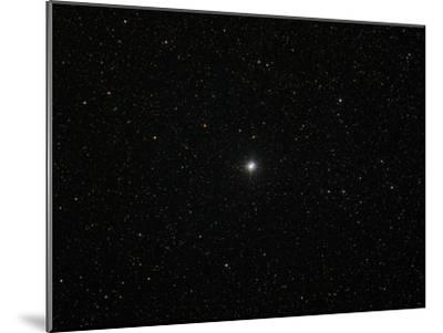 The Double Star Albireo in the Constellation Cygnus-Stocktrek Images-Mounted Photographic Print