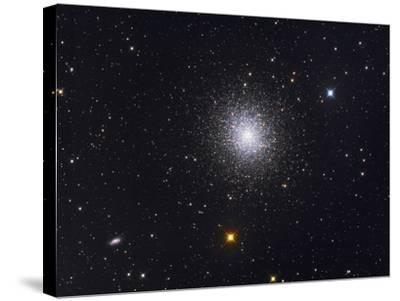 The Great Globular Cluster in Hercules-Stocktrek Images-Stretched Canvas Print