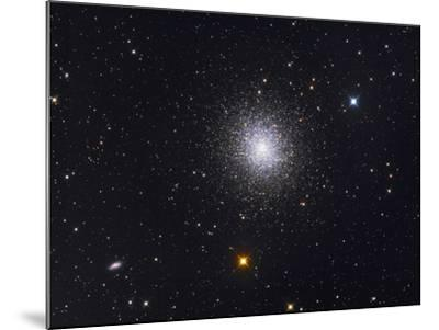 The Great Globular Cluster in Hercules-Stocktrek Images-Mounted Photographic Print