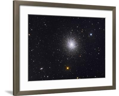 The Great Globular Cluster in Hercules-Stocktrek Images-Framed Photographic Print