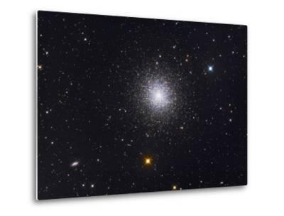 The Great Globular Cluster in Hercules-Stocktrek Images-Metal Print