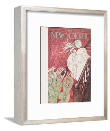 The New Yorker Cover - June 29, 1940-Mary Petty-Framed Premium Giclee Print