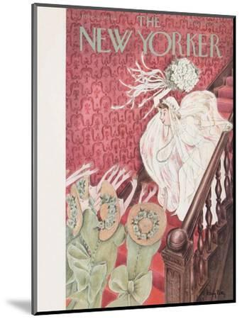 The New Yorker Cover - June 29, 1940-Mary Petty-Mounted Premium Giclee Print