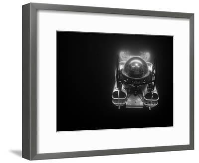 A Submarine Takes Tourists Down 1500 Feet to See the Depths-Ben Horton-Framed Photographic Print