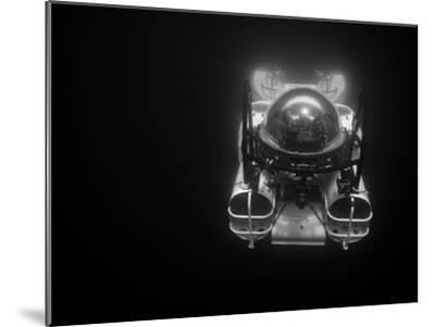 A Submarine Takes Tourists Down 1500 Feet to See the Depths-Ben Horton-Mounted Photographic Print