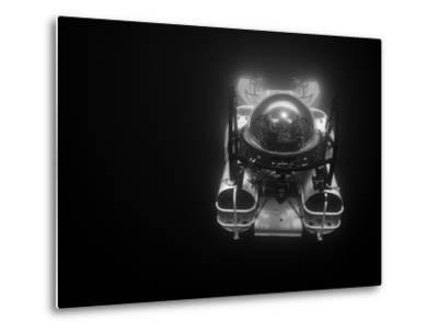 A Submarine Takes Tourists Down 1500 Feet to See the Depths-Ben Horton-Metal Print