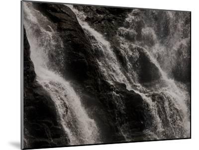 Waterfalls at Walter Sisulu Botanical Gardens-Beverly Joubert-Mounted Photographic Print