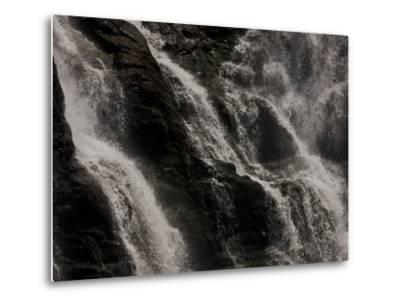 Waterfalls at Walter Sisulu Botanical Gardens-Beverly Joubert-Metal Print
