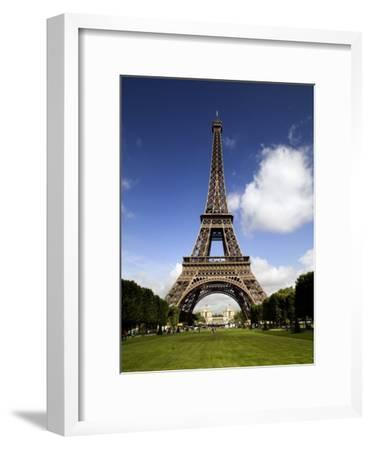 Eiffel Tower in Paris-Chris Hill-Framed Photographic Print