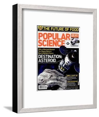 Front cover of Popular Science Magazine: November 1, 2007--Framed Art Print