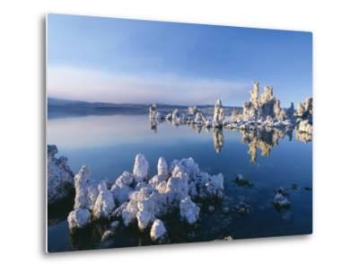South Tufa, Tufa Towers, Mono Lake, California, USA-Jos? Fuste Raga-Metal Print