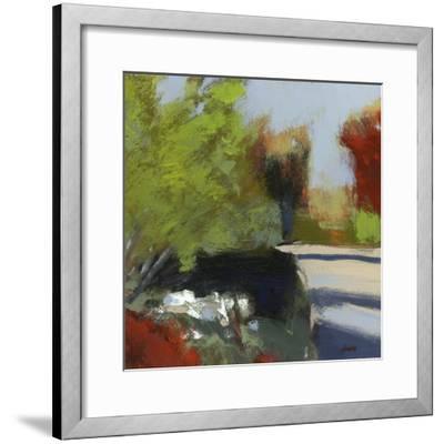 Take a Turn-Lou Wall-Framed Giclee Print