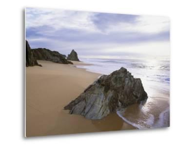 Beach at Mimosa Rocks National Park in Australia-Theo Allofs-Metal Print
