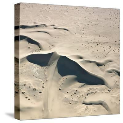 Sand Dunes-Ron Chapple-Stretched Canvas Print