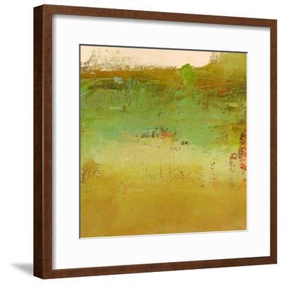 Pink Sky-Lou Wall-Framed Giclee Print