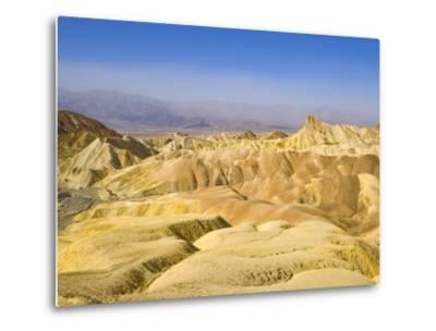 Manly Beacon Peak and Badlands-John Eastcott & Yva Momatiuk-Metal Print