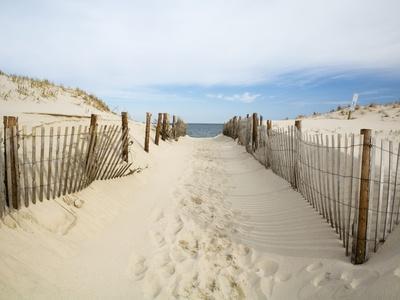 Quiet Beach-Stephen Mallon-Premium Photographic Print